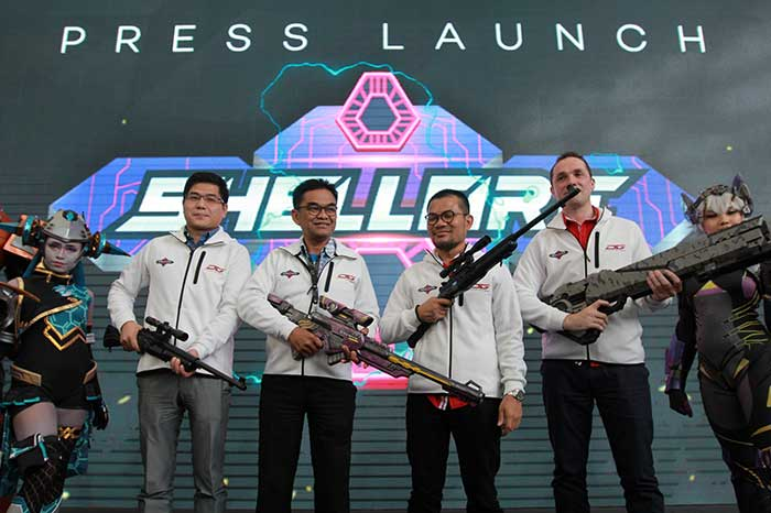 Telkomsel Luncurkan Game ShellFire
