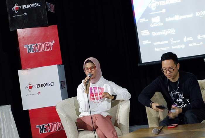 Idea-X The NextDev Surabaya Bangkitkan Semangat Perubahan Paradigma Industri Kreatif