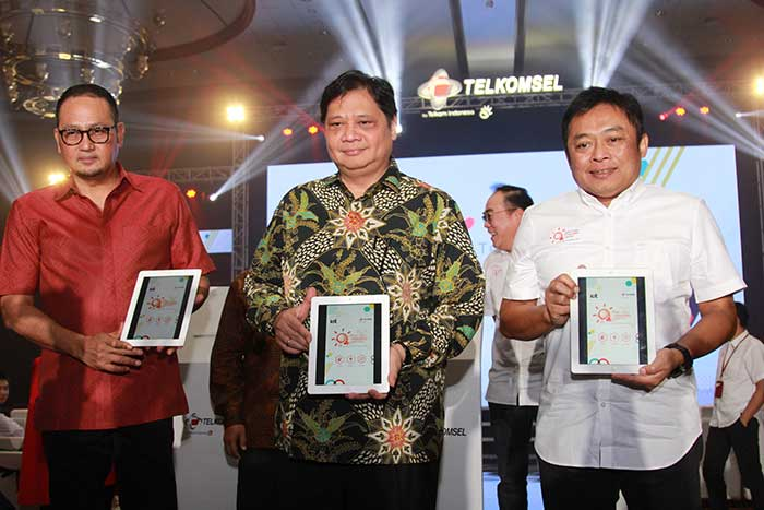 Program Telkomsel Innovation Center Diluncurkan
