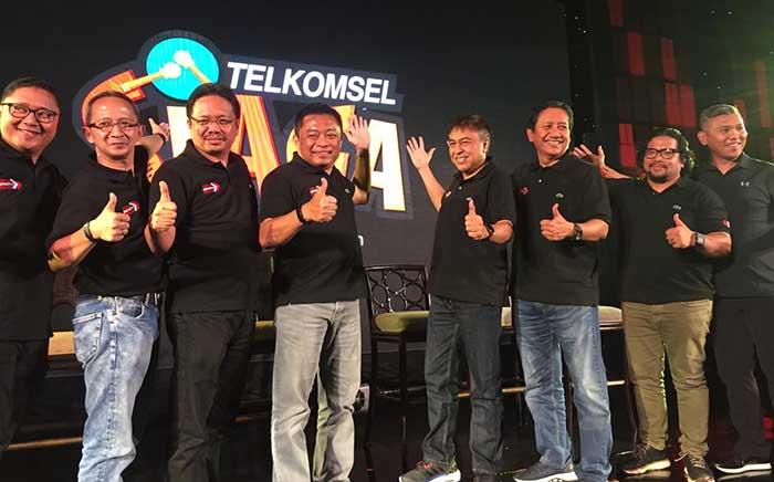 Telkomsel Bangun 10.000 BTS Multi-Band LTE