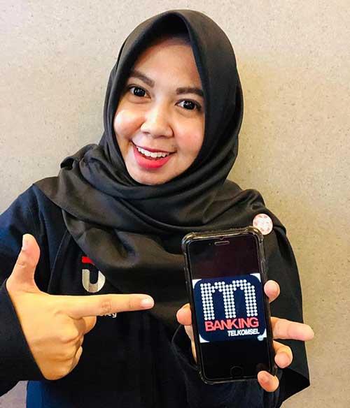 mBanking Telkomsel Satu Aplikasi  untuk Semua Bank Yang Nyaman,  Aman, dan Mudah