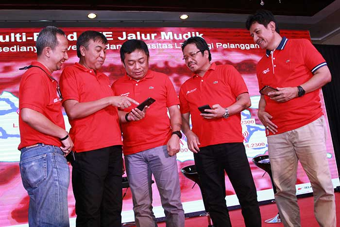 Telkomsel Bangun 12.000 BTS Multi-band LTE