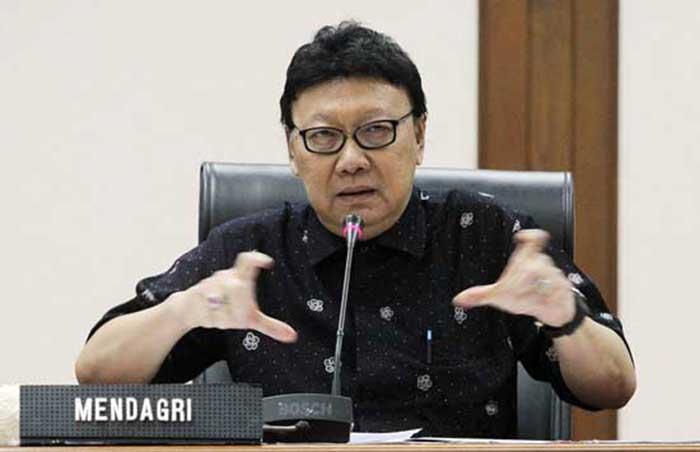 Mendagri: Semoga Gubernur Kepri Tabah dan Kooperatif