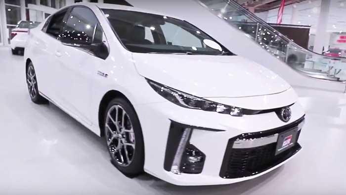 Selain GR Supra, Mobil-mobil Keren Toyota Ini Akan Tampil di GIIAS 2019