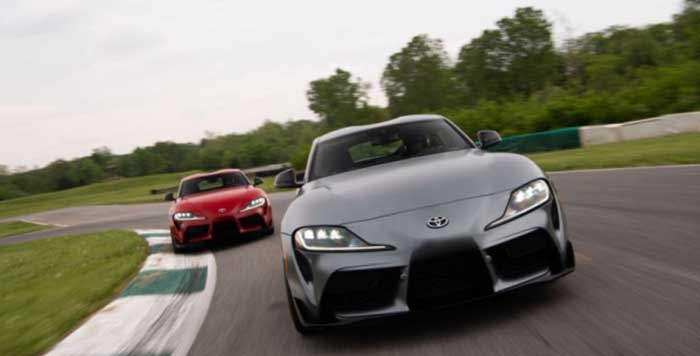 Toyota Supra Diluncurkan di Ajang GIIAS, Bisa Langsung Dipesan