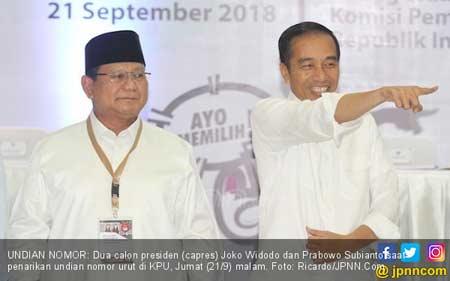 Jokowi Belum Tersaingi, Suara Prabowo Berpotensi Anjlok Dibanding 2014