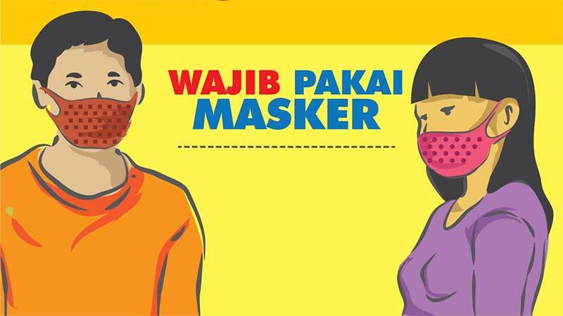 Diingatkan Pakai Masker, Penjual Gorengan Emosi
