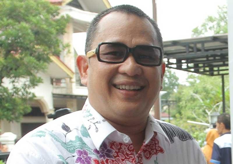 PWI Riau Buka Puasa Bersama Gubernur dan Forkopimda
