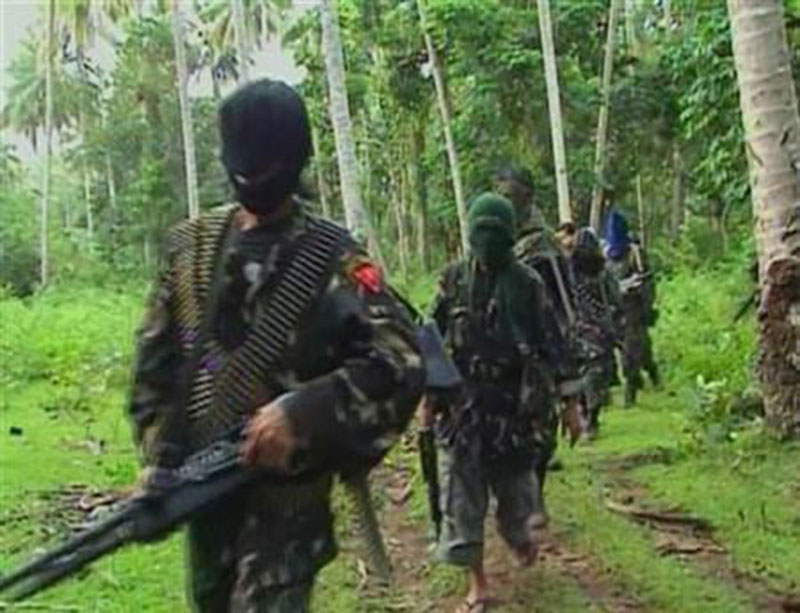 Milisi Abu Sayyaf Culik Lima Orang Indonesia