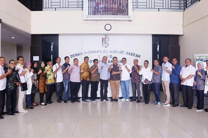 Rembuk Penyusunan RKT DPRD Kota Pekanbaru,  DPRD Inhil Belajar ke Pekanbaru