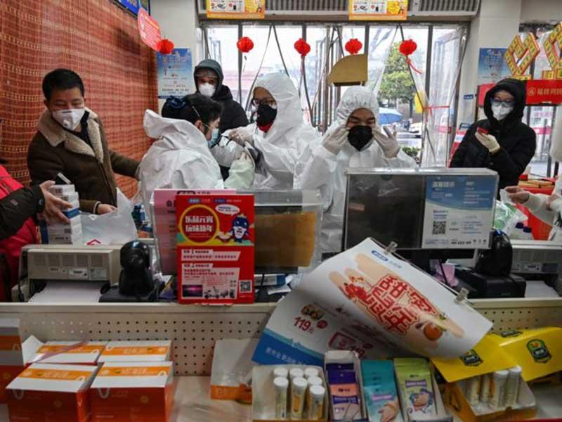 41 Orang Meninggal Akibat Virus Corona, Sudah Menyebar ke Australia dan Malaysia