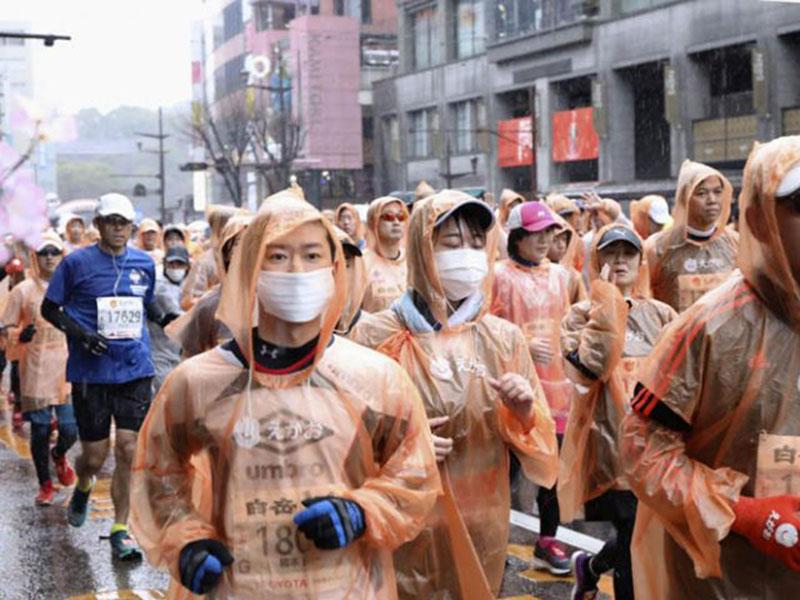 Panitia Tokyo Marathon Batasi Peserta