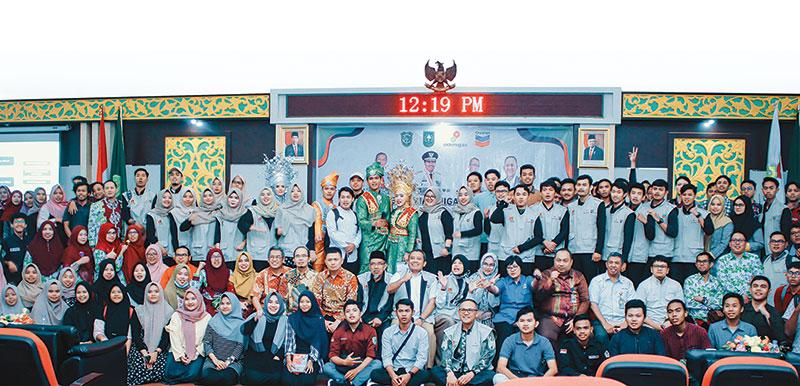 SKK Migas-Chevron-UIR Resmikan Migas Center Pertama di Riau