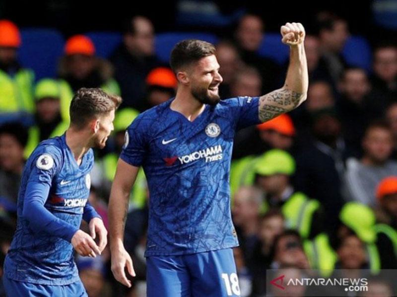 Chelsea Jaga Posisi di Empat Besar