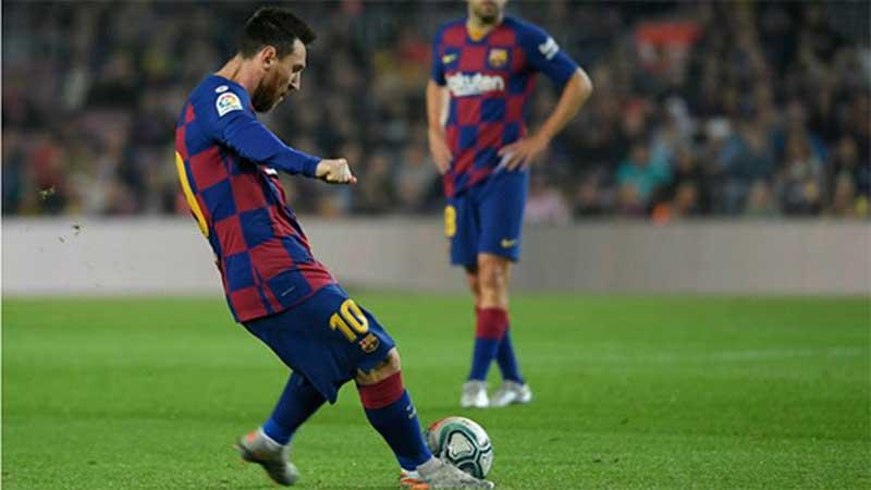 Lionel Messi Berbagi Tip Melakukan Tendangan Bebas
