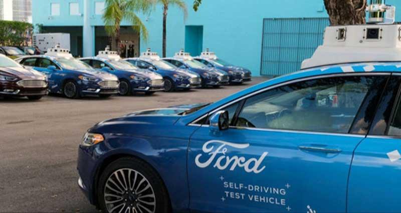 Ford Motor Olah Limbah Biji Kopi Jadi Komponen Mobil