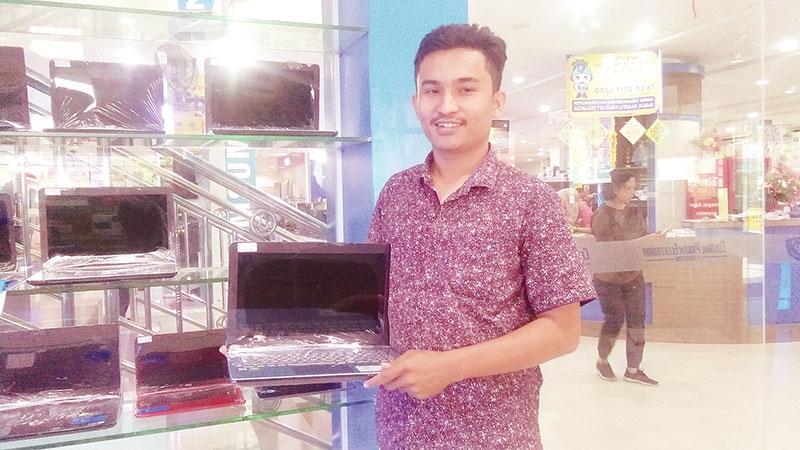 Asus X441UB, Laptop untuk Graphic Desaigner