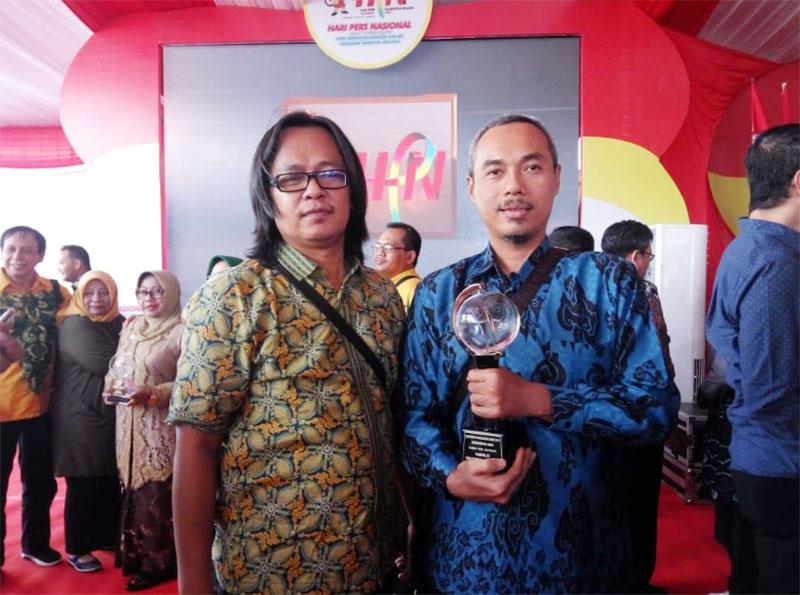 Kritik Santun Berbuah Adinegoro untuk Wartawan Riau Pos