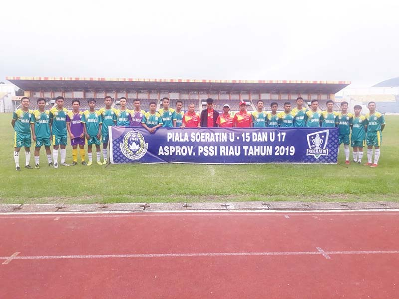 Bina Bakat FC ke Final
