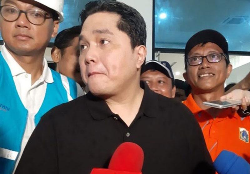 Erick Targetkan Pendapatan RS BUMN Rp8 Triliun