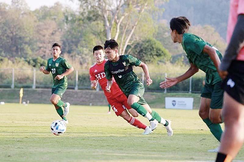 Timnas U-19 Raih Kemenangan Perdana
