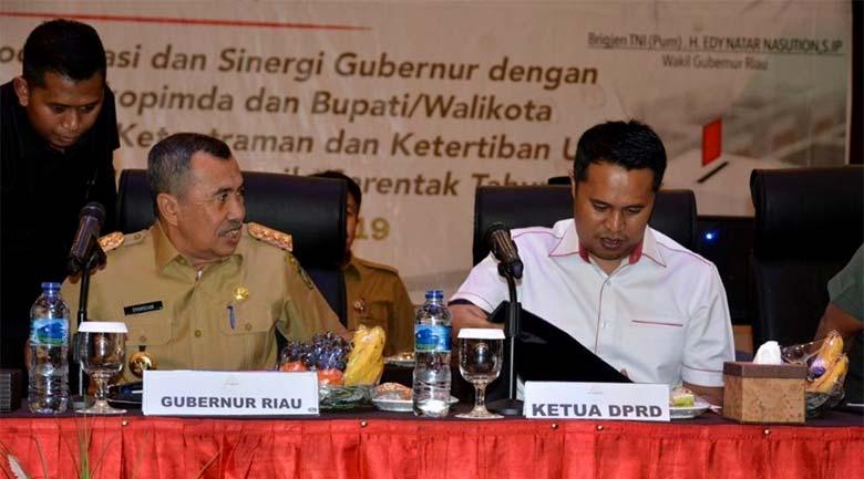 DPRD Ingin Pemilu 2019 Berjalan Lancar Tanpa Hambatan
