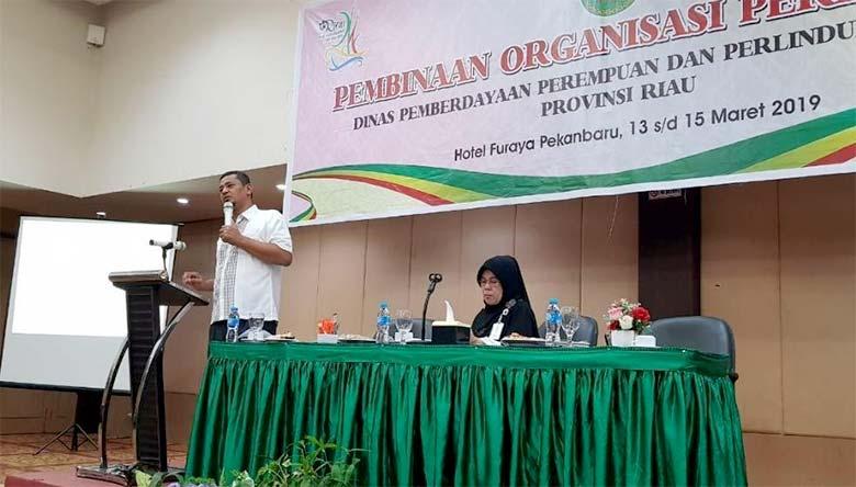 Pimpinan DPRD Tantang Organisasi Wanita Isi Penguatan Ekonomi