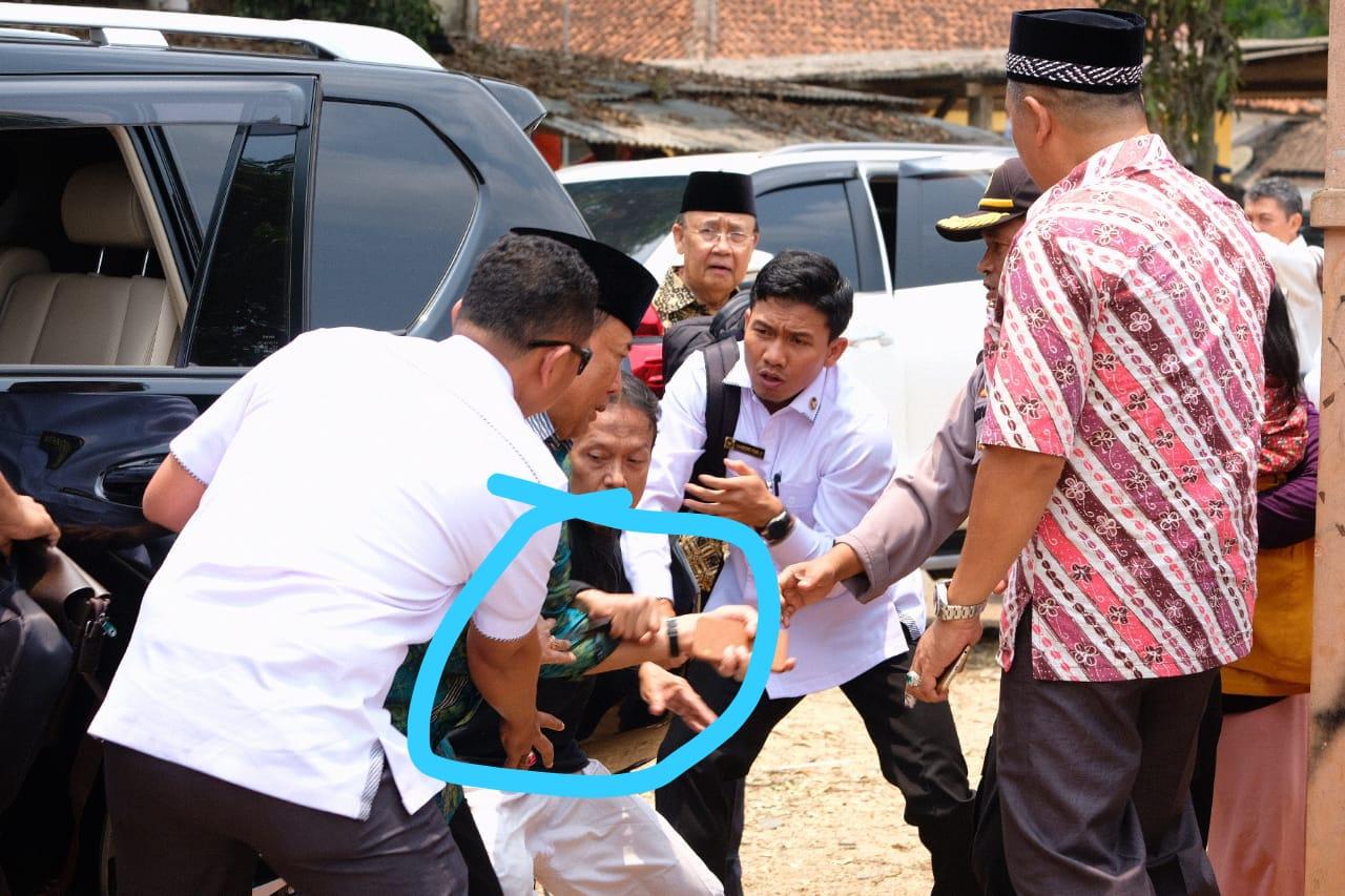 Wiranto Diserang Pakai Pisau di Pandeglang