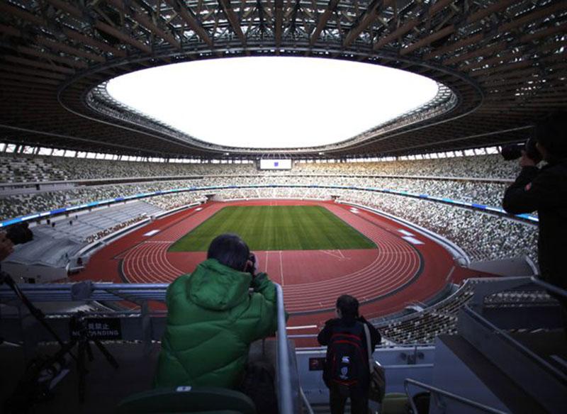 Olimpiade Ditunda karena Corona Tak Benar