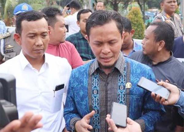DPRD Riau Pasang Badan Siapkan Stadion Utama Venue Piala Dunia