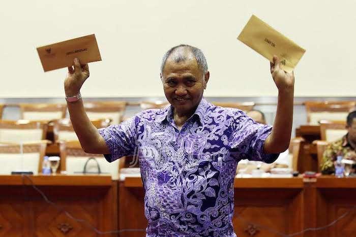 KPK Segera Lobi Jokowi Terkait Penolakan RKUHP