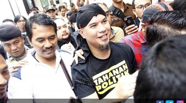 Terkabul, Besok Ahmad Dhani Pindah Lapas Cipinang