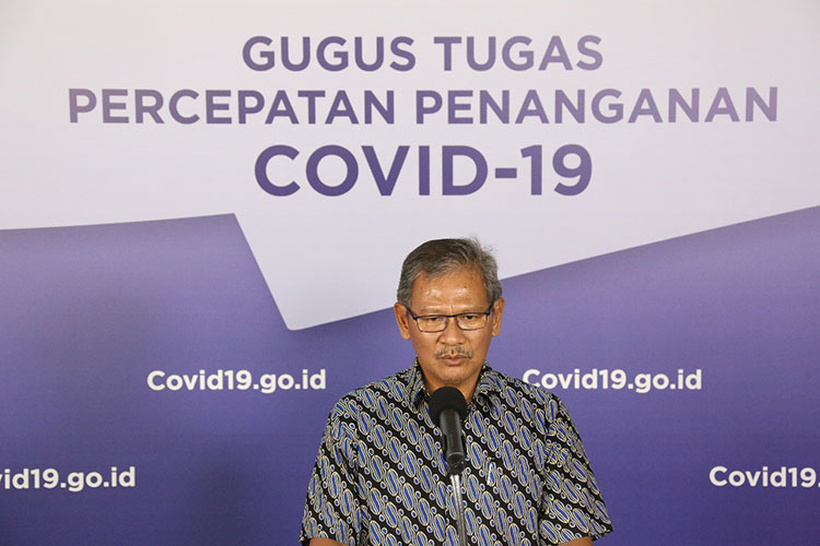 Alhamdulillah, Pasien Sembuh Meningkat, Riau Nihil Kasus Baru