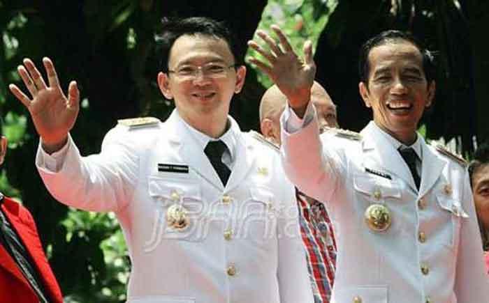 Dari Penjara, Ahok Berikan Dukungan agar Jokowi Dua Periode