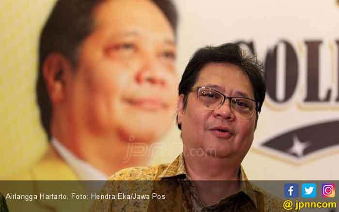 Tak Ingin Ulang Memori Pilpres 2014, Golkar Pastikan Dukung Jokowi
