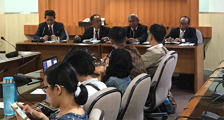Indonesia dan Inggris Teken MoU Tentang FLEGT VPA