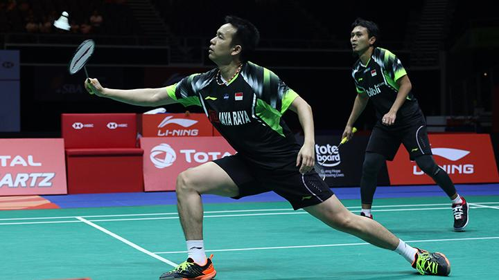 Aksan/Hendra Gagal di Final Singapura Open