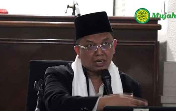 Alfian Tanjung Tak Hadir di Sidang karena Bentrokan di Mako Brimob