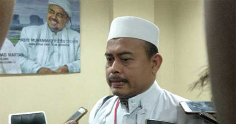 Ketum PA 212 Mendoakan Prabowo Subianto