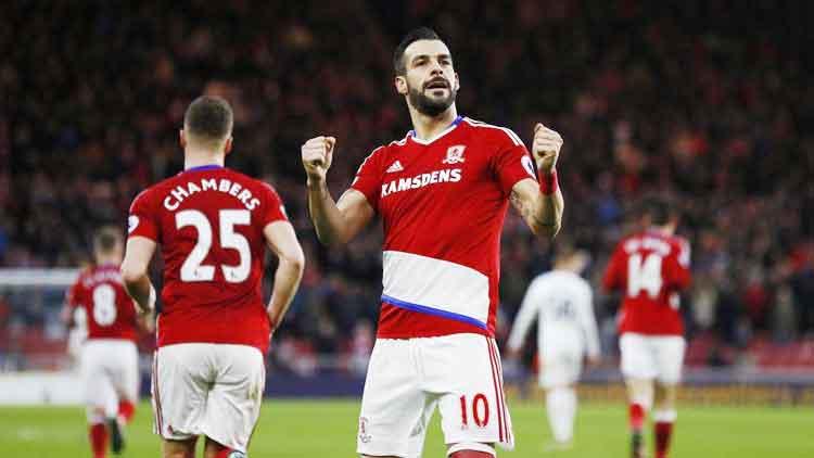 Promosi ke La Liga, Cadiz Langsung Beli Negredo