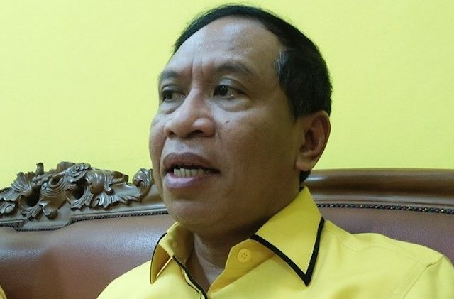 Masuk Bursa Calon Menteri, Nama Zainudin Amali Muncul di Dua Kasus KPK