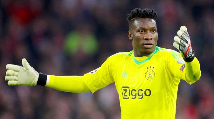 Andre Onana Bisa Tinggalkan Ajax Musim Depan