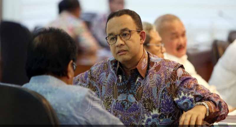 Anies Baswedan Didukung Surya Paloh di Pilpres 2024