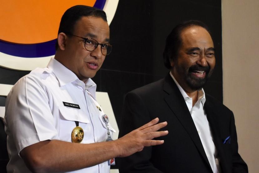Bantuan Anies untuk Karhutla Riau Dialihkan ke Kalimantan Tengah