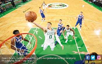 Final Wilayah NBA: Celtics vs Cavaliers, Rockets vs Warriors