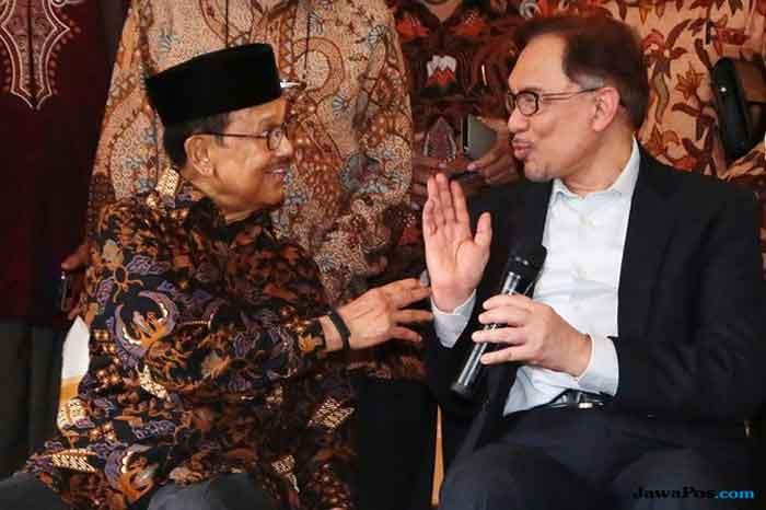 Dibawa ke Mahkamah, Najib Razak Sudah Dimaafkan Anwar Ibrahim