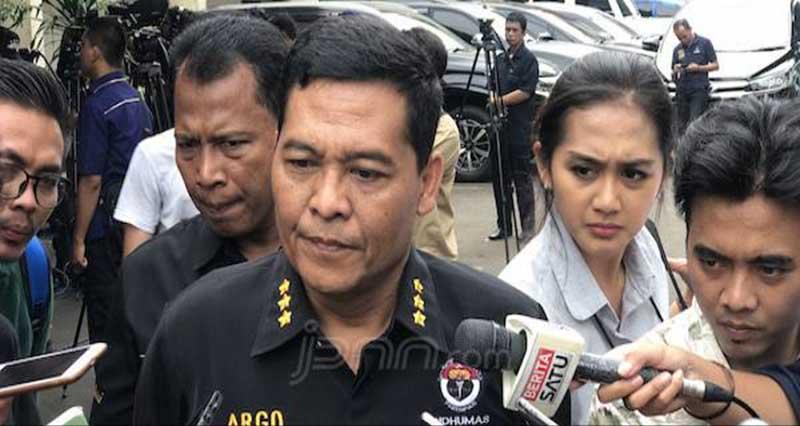 Polisi Sebut Nama Murnaman FPI dalam Kasus Penculikan Ninoy Karundeng