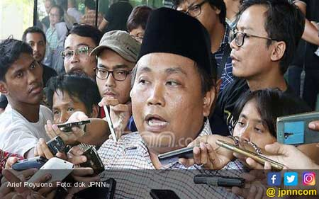 KPK Tangkap Direktur Krakatau Steel, Waketum Gerindra Salahkan Jokowi Lagi