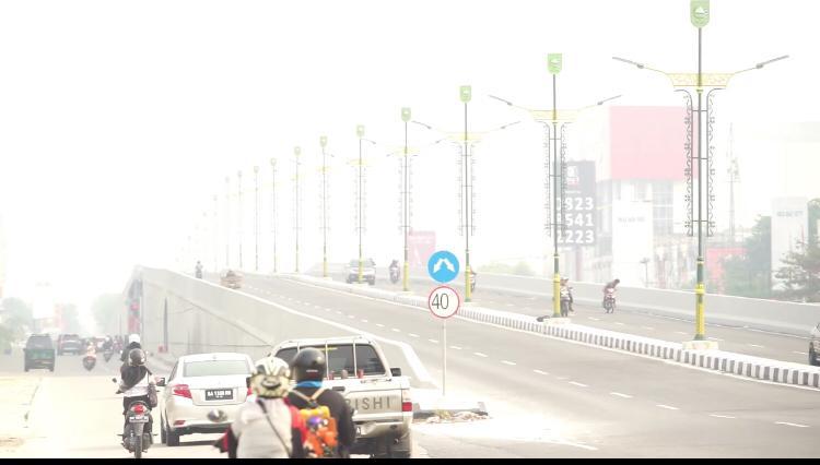 BNPB Pastikan Kualitas Udara di Sumatera dan Kalimantan Membaik