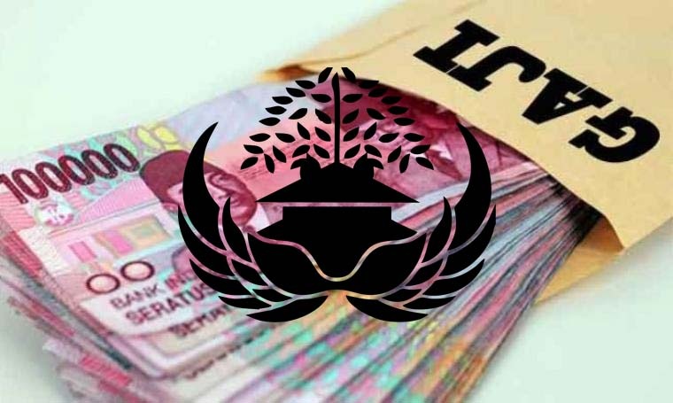 Pemerintah Resmi Naikkan Gaji PNS